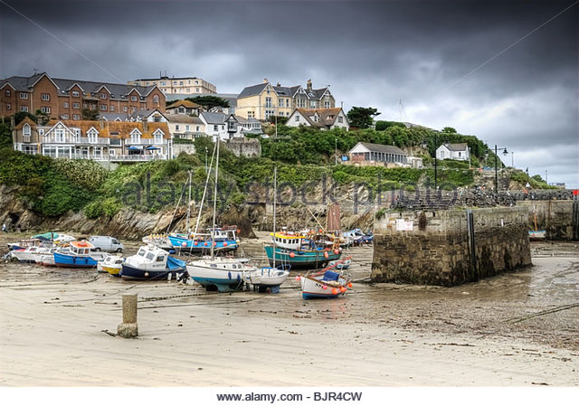 Holiday Homes Overlooking Newquay Harbour