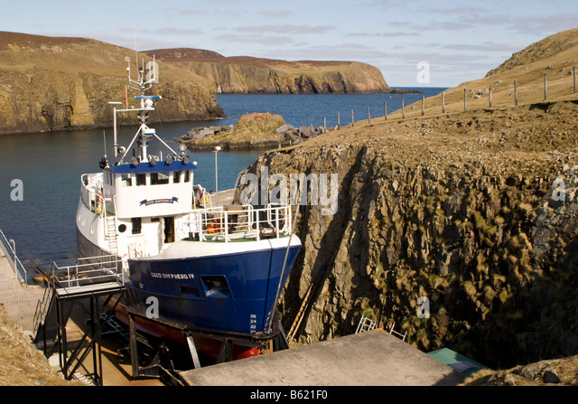 Good Shepherd Iv Fair Isle Stock Photos & Good Shepherd Iv Fair ...