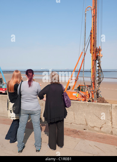 Piling Rig Stock Photos & Piling Rig Stock Images
