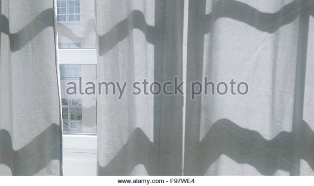 Curtained Window Stock Photos & Curtained Window Stock Images - Alamy