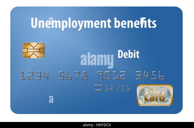 Unemployment Insurance Debit Card