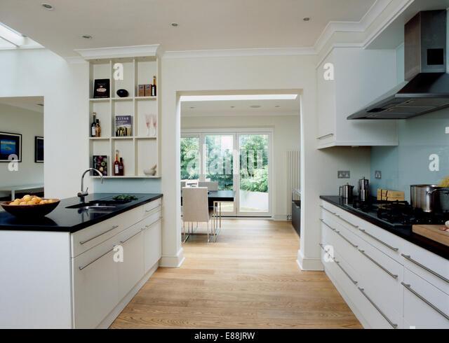 White Kitchen Units Black Worktop fine white kitchen units wood worktop with wooden worktops l on