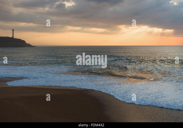 Cote damour stock photos cote damour stock images alamy for Biarritz chambre d amour