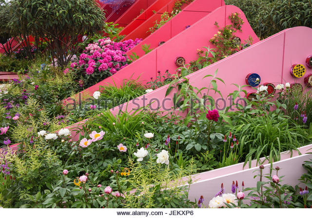 Patrick collins stock photos patrick collins stock images alamy for Boston flower and garden show 2017