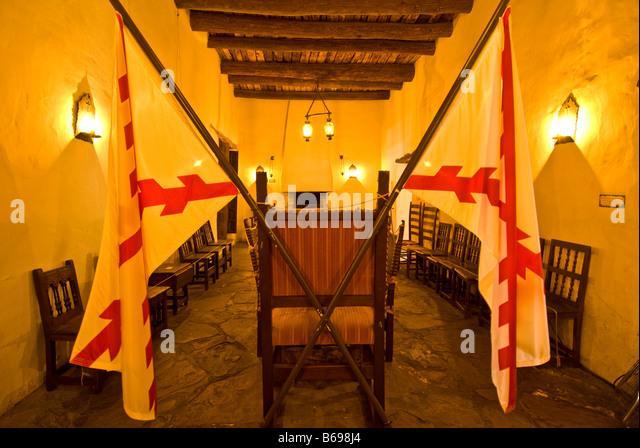 Spanish Governors Palace San Antonio Stock Photos Spanish