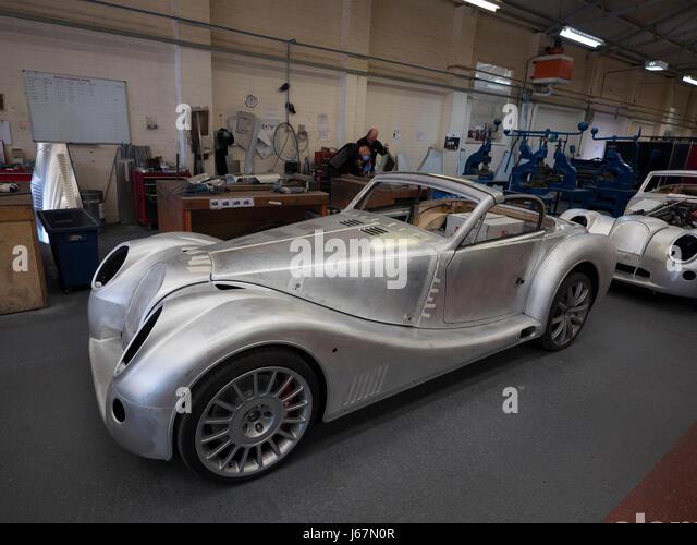 Morgan Motor Cars Stock Photos & Morgan Motor Cars Stock Images - Alamy