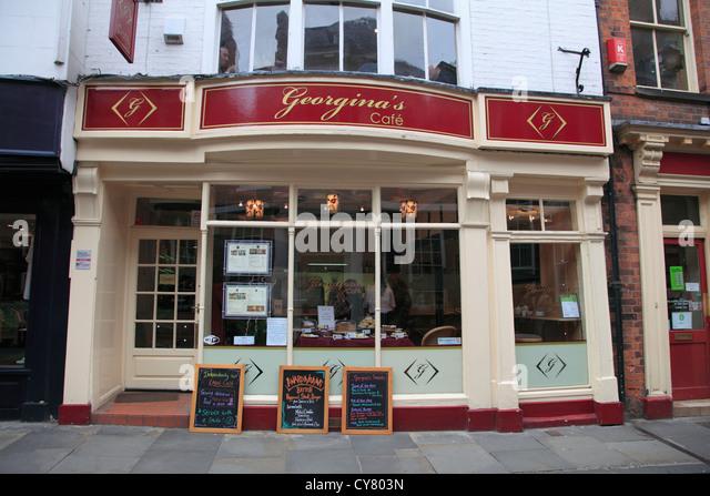 Georgina S Cafe York