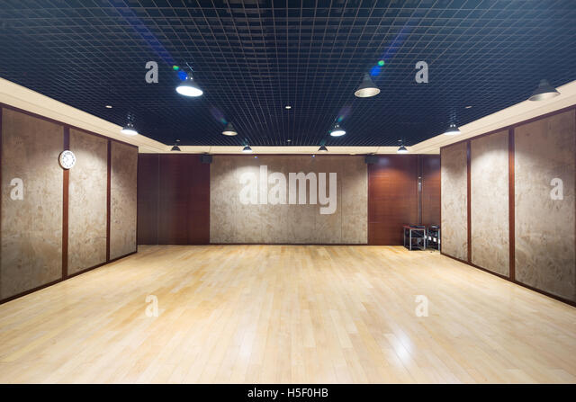 Empty gym stock photos images alamy