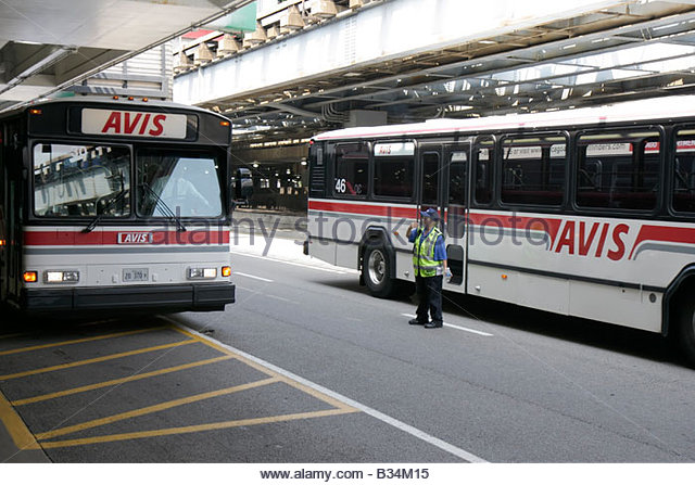Avis Rental Car Return O Hare Airport