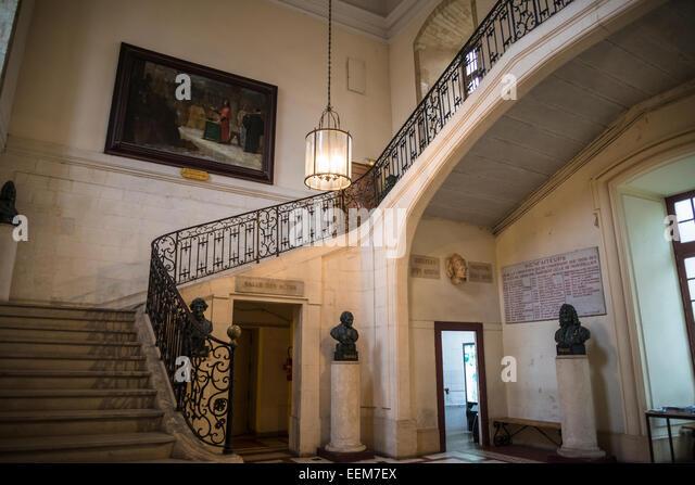 Apartment Foyer University : College lobby stock photos images
