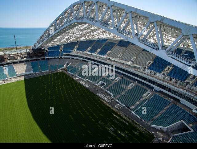 Sochi Olympics Stadium