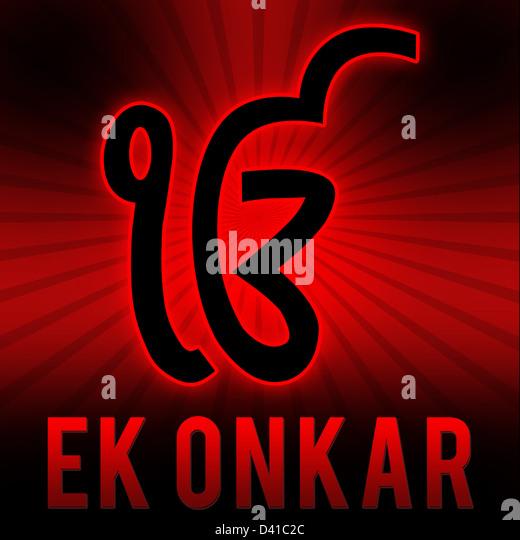ek onkar black and white - photo #17