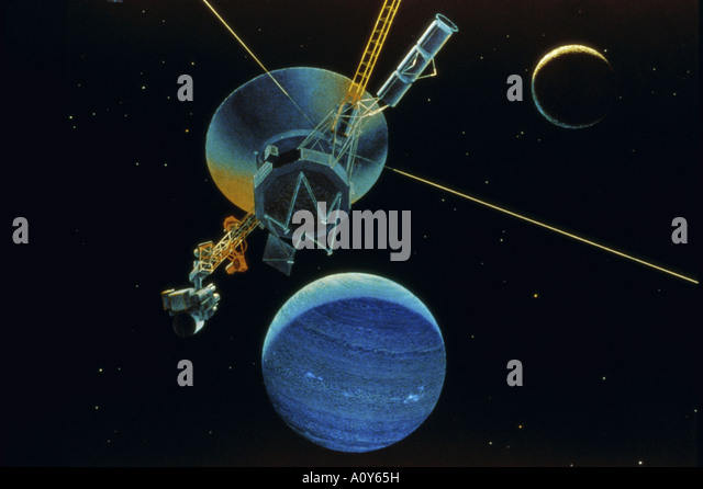 voyager 2 neptune flyby - photo #8