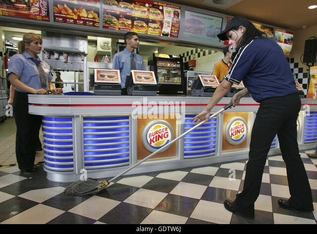 burger king restaurant stock photos burger king restaurant stock images alamy. Black Bedroom Furniture Sets. Home Design Ideas