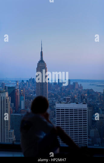Nyc View From Window Stock Photos Nyc View From Window Stock Images Alamy