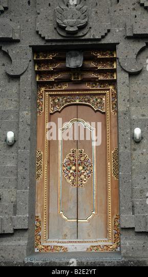 Bali Door - Stock Image & Bali Door Stock Photos u0026 Bali Door Stock Images - Alamy pezcame.com