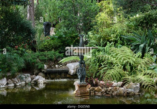 Jardins stock photos jardins stock images alamy - Jardin japonais monaco nimes ...