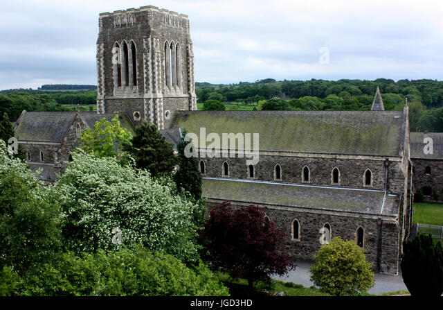 Mount St Bernard Abbey Stock Photos & Mount St Bernard Abbey Stock ...
