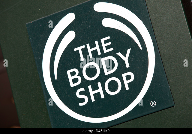 the body shop store logo stock photos & the body shop store logo