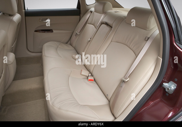 Buick Lacrosse Cxs In Red Rear Seats Ardy X