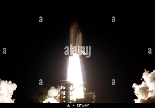 space shuttle launch from station - photo #44
