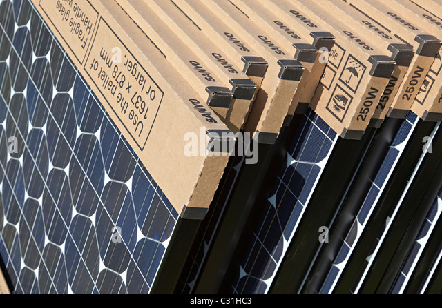Solar Pv Stock Photos Amp Solar Pv Stock Images Alamy