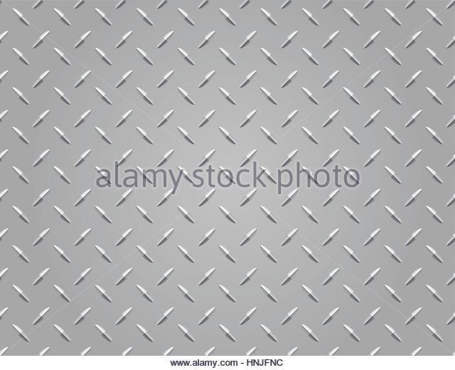 seamless diamond plate wallpaper tile stock image