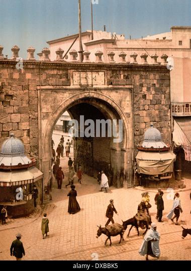 Circa 1899 stock photos circa 1899 stock images alamy for Porte francaise