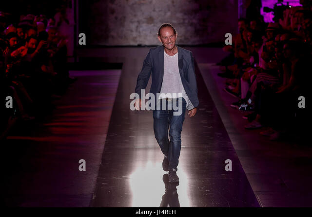 Spanish Fashion Designer Custo Dalmau Stock Photos ...