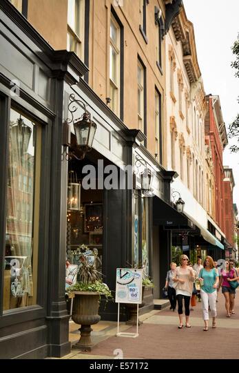 Street Fashion Broughton Street