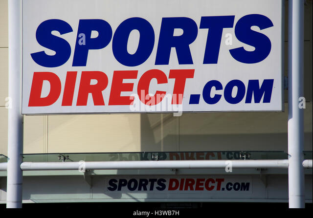 This is the cheeky mock 'Sports Direct' sign that has popped up in Sunderland to ridicule Newcastle United fans - and ChronicleLive can reveal who has created it.. The shop sign - based on the.
