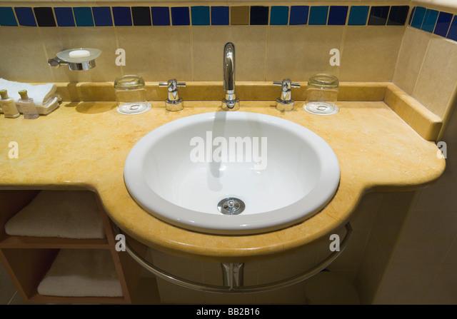 Modern white bathroom vanity - Modern Wash Basin Bathroom Stock Photos Amp Modern Wash Basin Bathroom