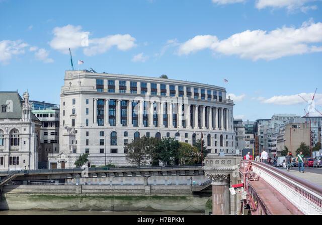 unilever main office. unilever house 100 victoria embankment global headquarters head office new bridge street main c