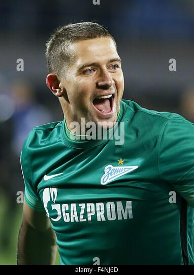 Alexander Kerzhakov will play for Zurich until the end of the season 12/18/2015 27