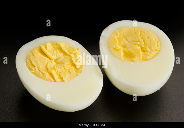 how to cut an egg in half