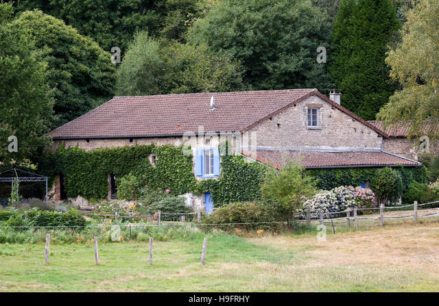 French farmhouse stock photos french farmhouse stock for French countryside house