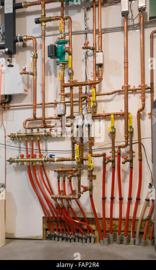 Radiant floor stock photos radiant floor stock images Most efficient heating systems