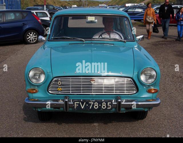 Ford Taunus M P Pic Stock Image