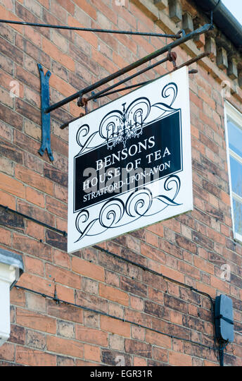Bensons Tea Rooms Stratford