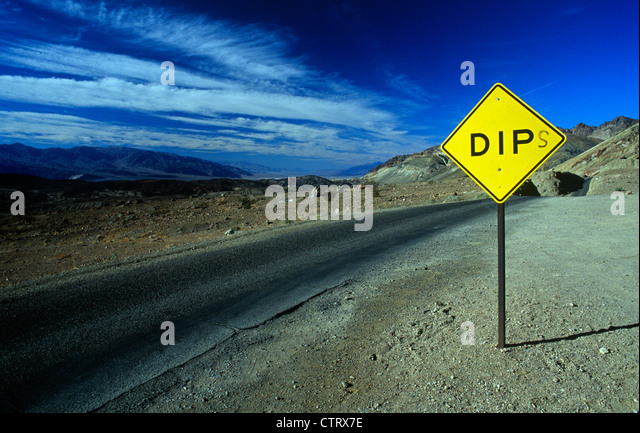 dip dips road sign stock photos & dip dips road sign stock images