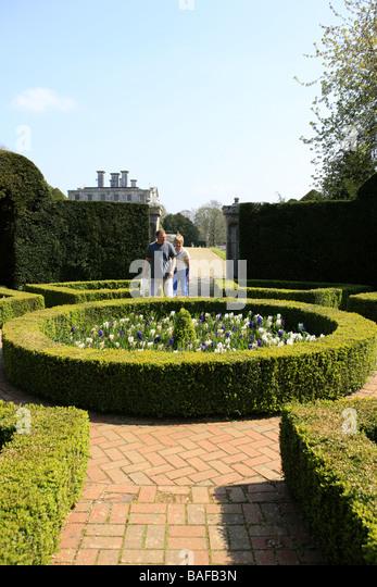 Symmetrical Garden Stock Photos & Symmetrical Garden Stock