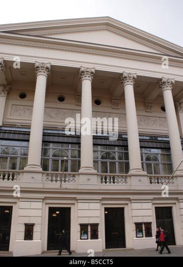 Royal Opera House Covent Garden London Stock Photos Royal Opera House Covent Garden London