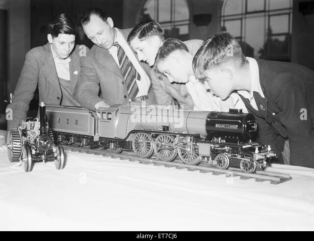 1950s Locomotive Stock Photos & 1950s Locomotive Stock