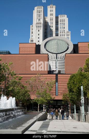 Contemporary art museum stock photos contemporary art for Contemporary art museum san francisco