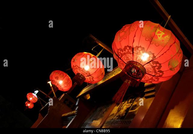 Paper Lantern Chinese Lamps