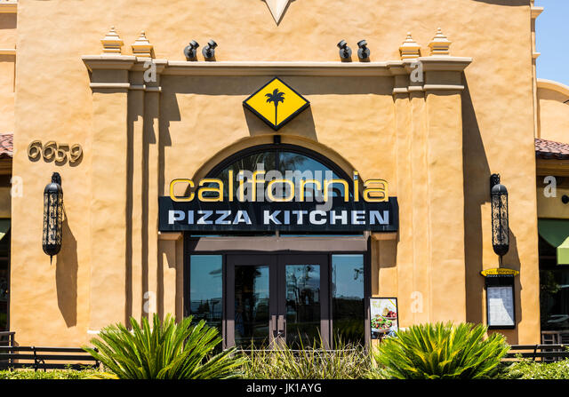 California Pizza Kitchen Miracle Mile Coral Gables