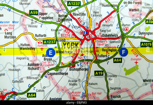 york map uk stock photos york map uk stock images alamy
