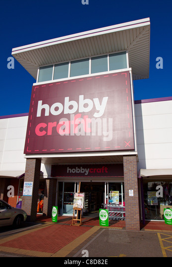 Hobby Craft Staines Address