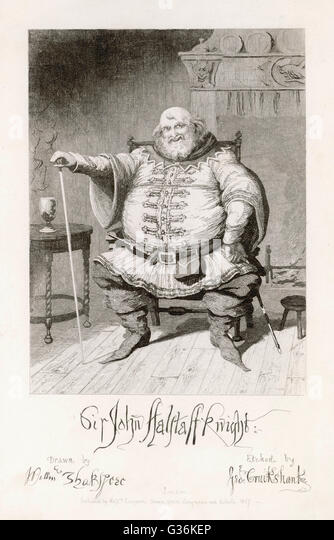 the character of falstaff in the plays by william shakespeare 2018-4-7  sir john falstaff is a fictional character who appears in three plays by william shakespearein two of the henry iv plays, he is a friend of prince hal, the man who becomes king henry v.