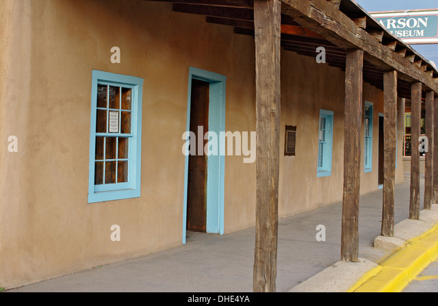 Kit Carson Taos Stock Photos Kit Carson Taos Stock